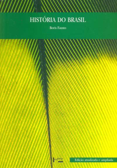 História do Brasil (Boris Fausto)