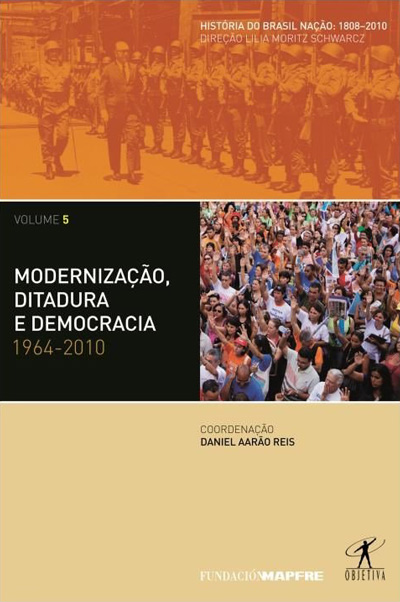 História do Brasil Nação (Volume 5)