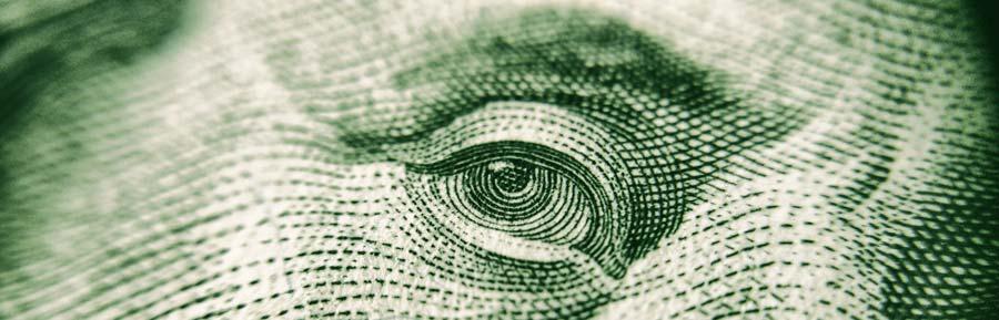 dinheiro economia para o CACD