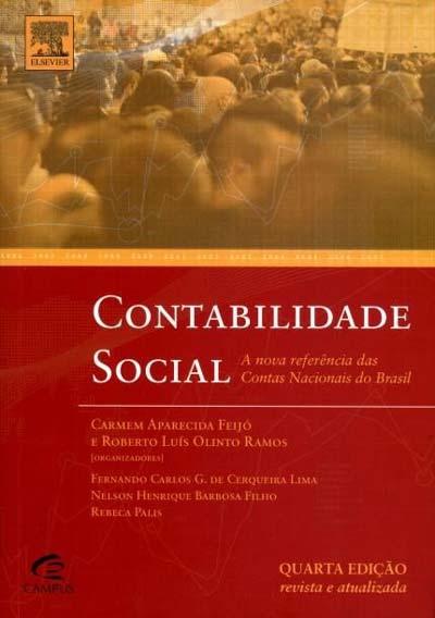 livro de contabilidade social para o CACD