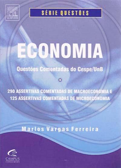 questões comentadas de economia para o CACD