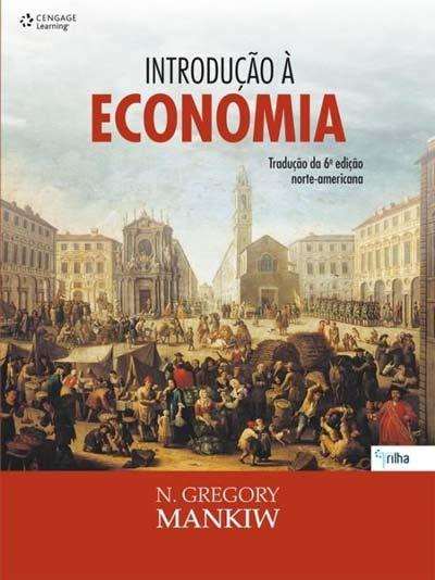 livro de introdução à economia para o CACD