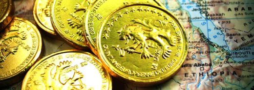 moedas economia para o CACD