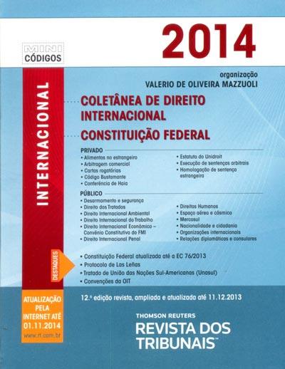 Coletânea de Direito Internacional