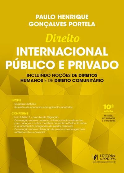 Direito Internacional Público e Privado