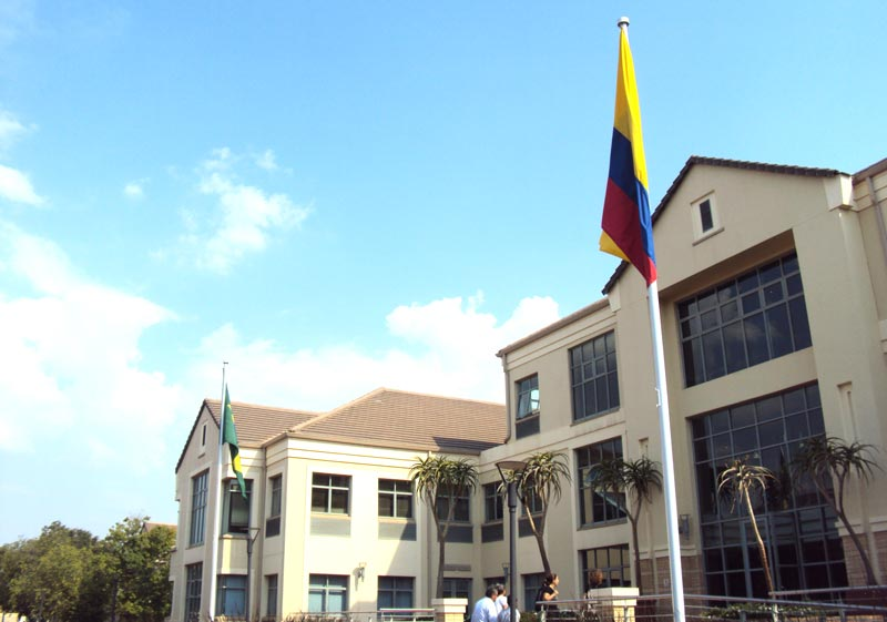 Embaixada do Brasil em Pretória, África do Sul