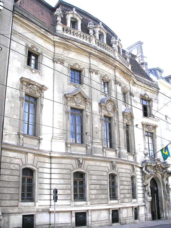 Embaixada do Brasil em Viena, Áustria