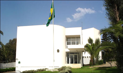 Embaixada do Brasil em Argel, Argélia