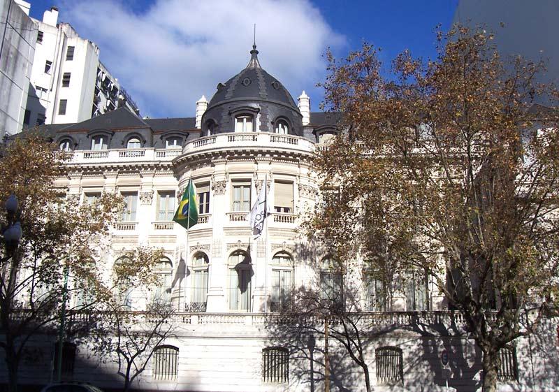 Embaixada do Brasil em Buenos Aires, Argentina