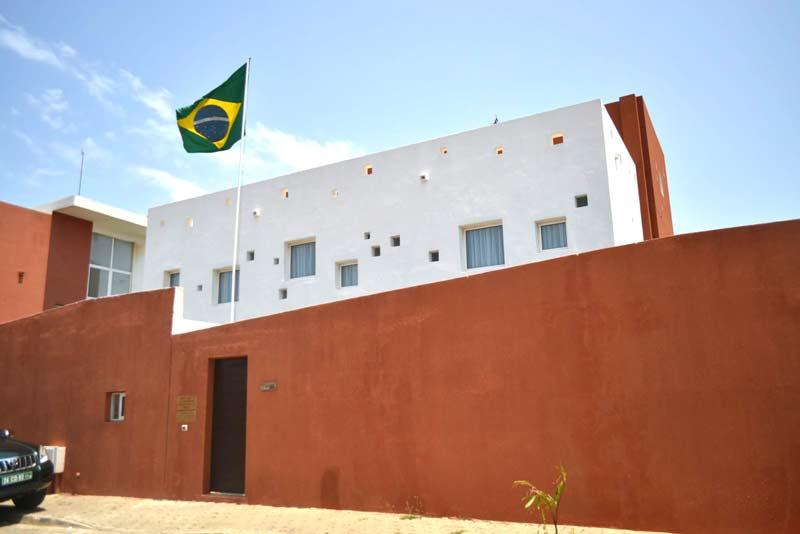 Embaixada do Brasil em Cotonou, Benin
