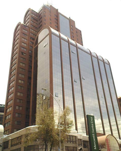 Embaixada do Brasil em La Paz, Bolívia