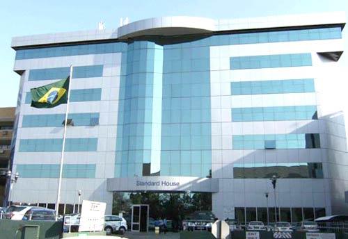 Embaixada do Brasil em Gaborone, Botsuana