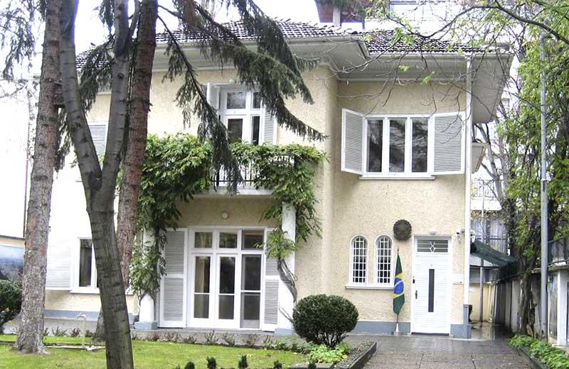 Embaixada do Brasil em Sófia, Bulgária