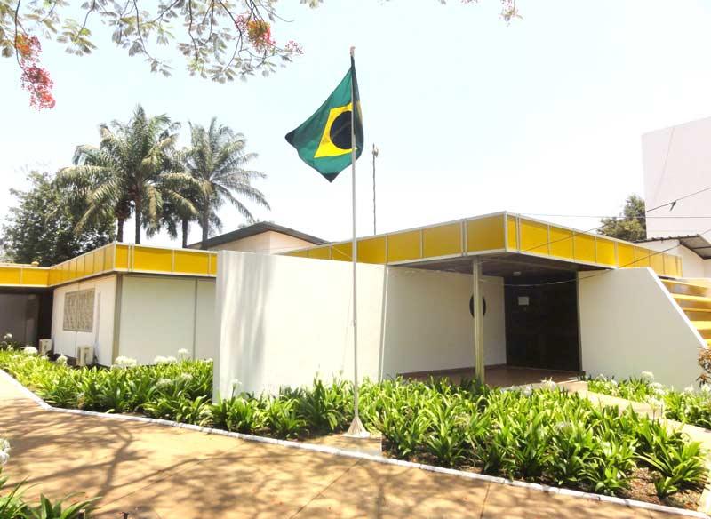 Embaixada do Brasil em Bissau, Guiné-Bissau