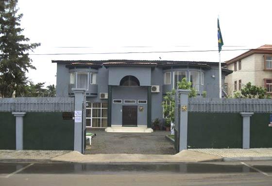Embaixada do Brasil em Malabo, Guiné Equatorial