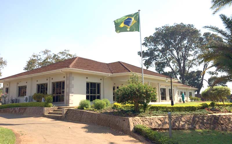 Embaixada do Brasil em Lilongue, Malauí
