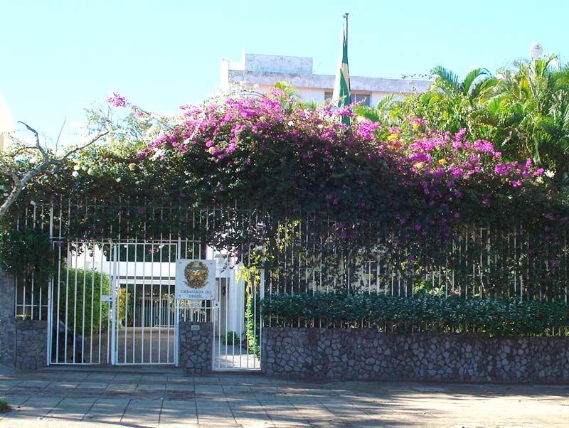 Embaixada do Brasil em Maputo, Moçambique