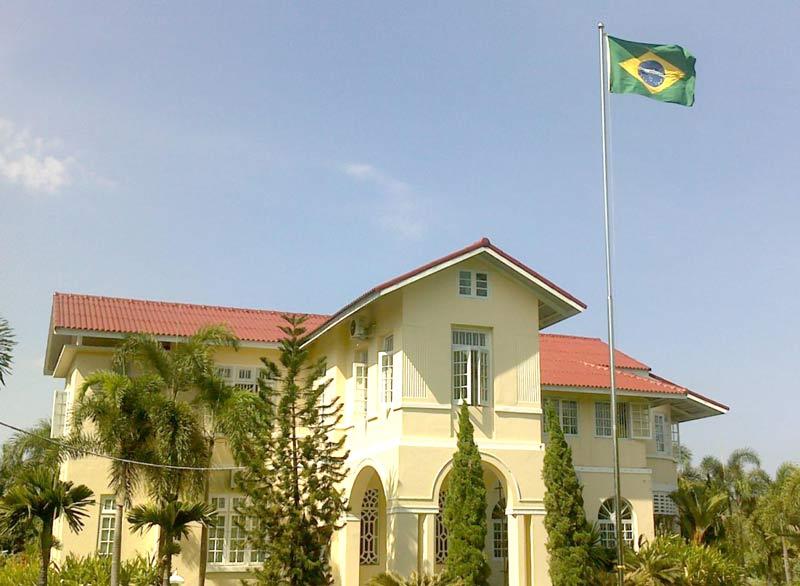 Embaixada do Brasil em Yangon, Myanmar