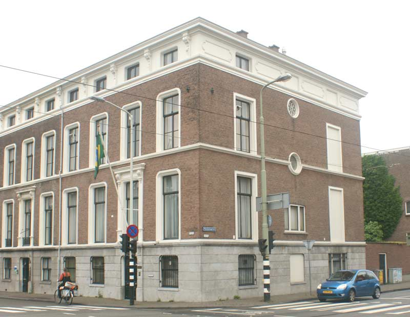 Embaixada do Brasil em Amsterdã, Países Baixos