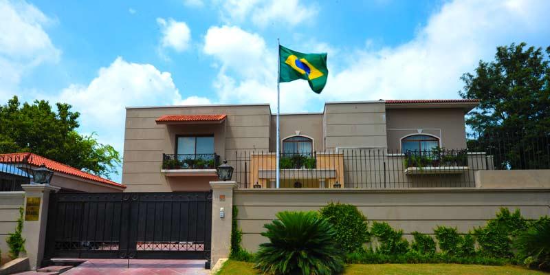 Embaixada do Brasil em Islamabade, Paquistão