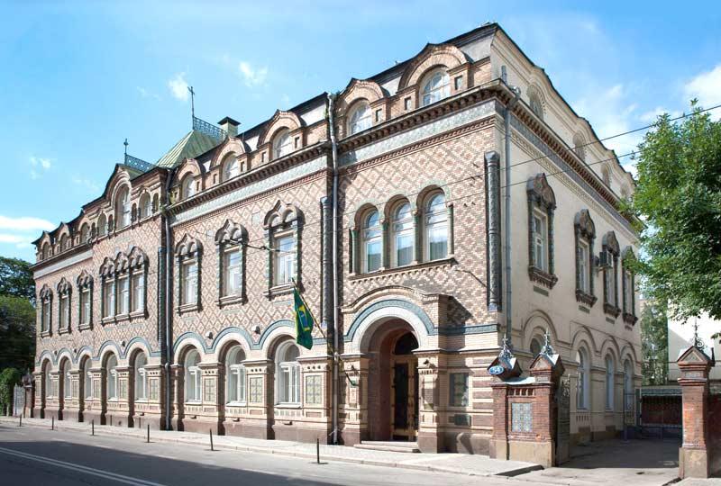 Embaixada do Brasil em Moscou, Rússia