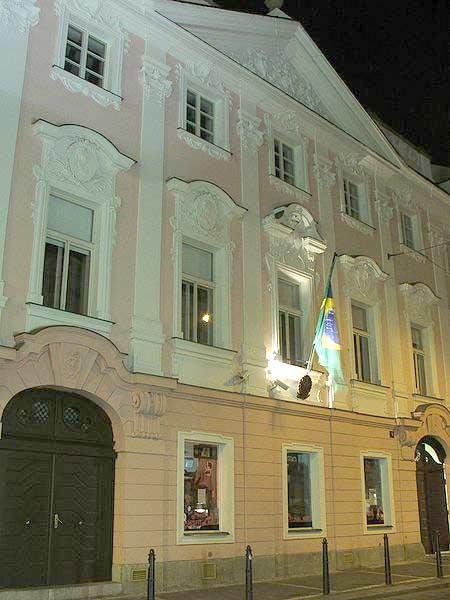 Embaixada do Brasil em Praga, República Checa