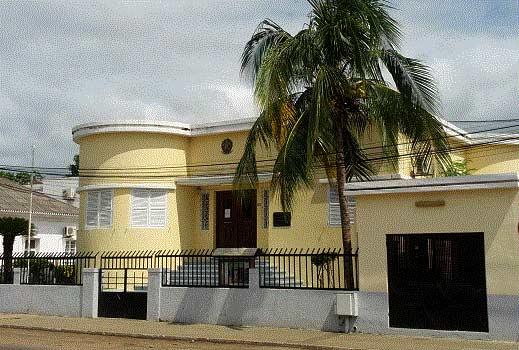 Embaixada do Brasil em São Tomé, São Tomé e Príncipe