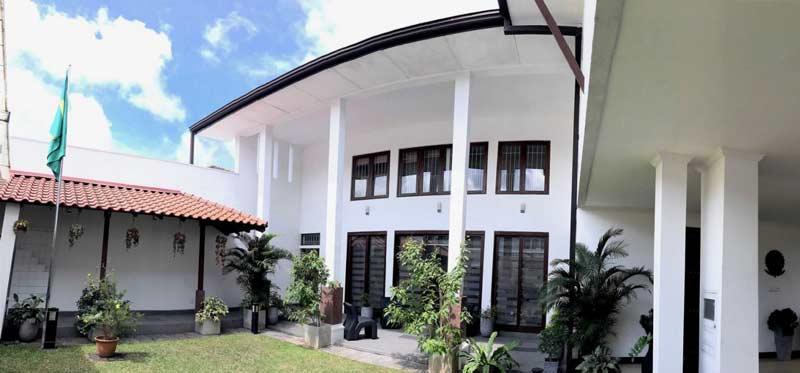 Embaixada do Brasil em Colombo, Sri Lanka