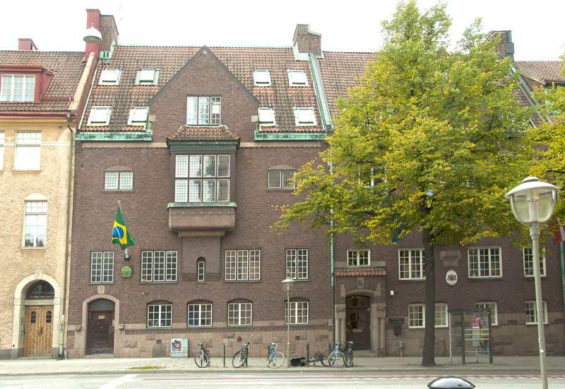 Embaixada do Brasil em Estocolmo, Suécia