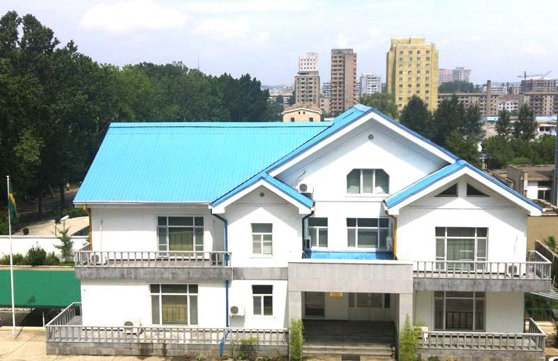 Embaixada do Brasil em Pyongyang, Coreira do Norte