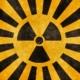 símbolo de armas nucleares