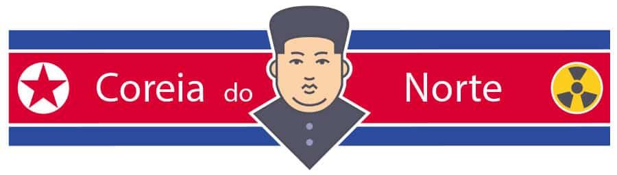 coreia do norte bandeira, kim jong un