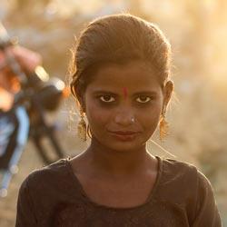 garota indiana