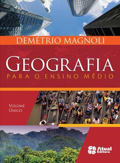 livro Geografia para o Ensino Médio