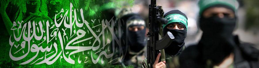 militantes do Hamas