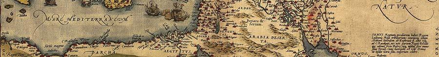mapa do Império Otomano