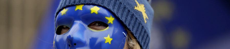 Máscara da União Europeia