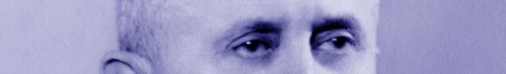 Olhos de Eurico Gaspar Dutra