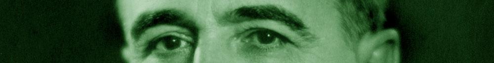 Olhos de Getúlio Vargas
