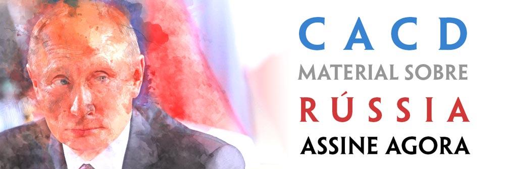 Material sobre a Rússia para o CACD