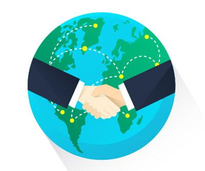Teoria das Relações Internacionais - Aperto de Mão