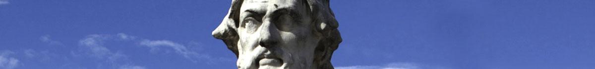 estátua de Tucídides relações internacionais