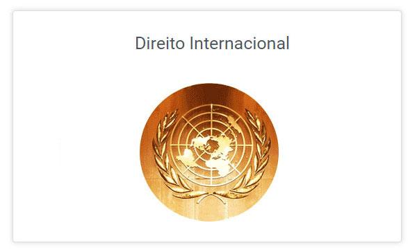Bibliografia de Direito Internacional para o CACD