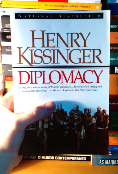 Diplomacy Henry Kissinger