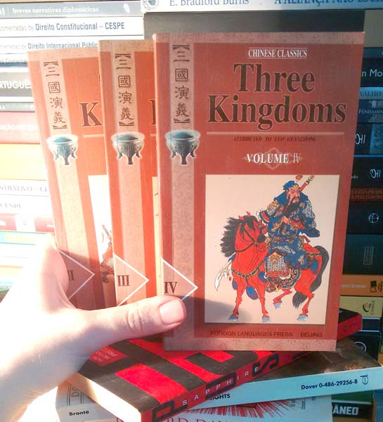 Three Kingdoms CACD